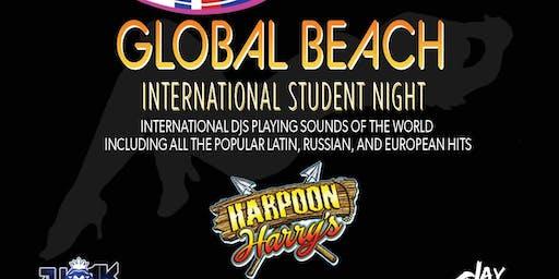 GLOBAL BEACH:  INTERNATIONAL STUDENT PARTY