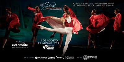 AS JOIAS DO BALLET RUSSO