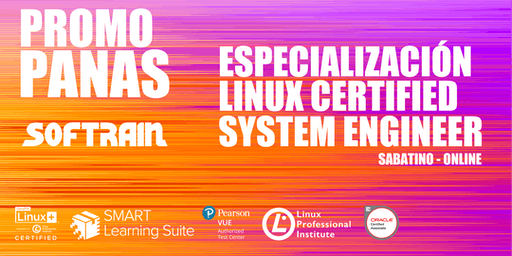 Carrera Linux Certified System Engineer by LPI