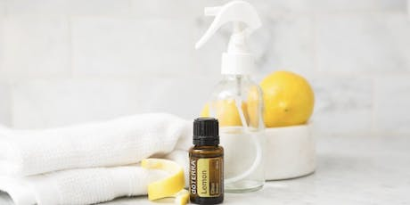 Green cleaning make and take workshop using doTERRA essential oils tickets