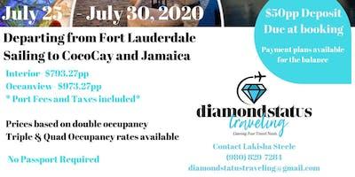 Diamond Status Traveling 2nd Annual Group Cruise