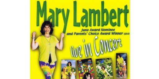 Mary Lambert Summer Concert