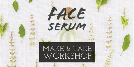 Essential Oil Make & Take - Faces and Basics