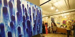 ART SCENE: mark finne x acuworx closing art reception...