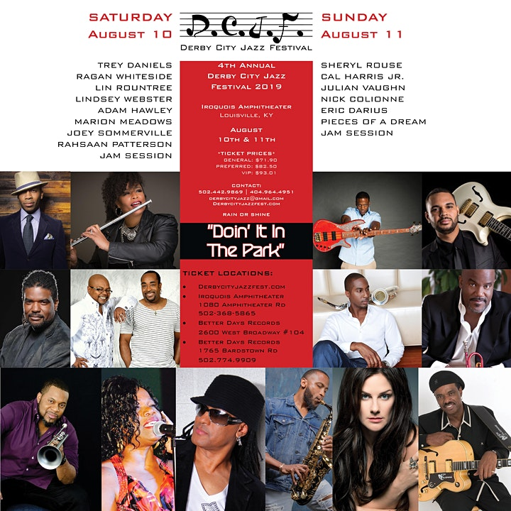Derby City Jazz Festival image