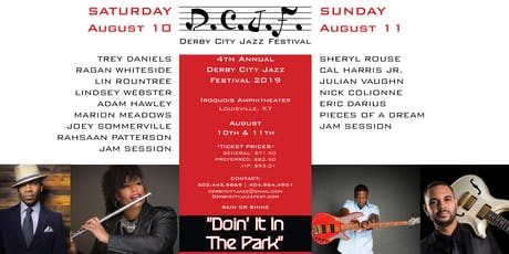 Derby City Jazz Festival tickets