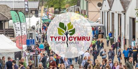 Tyfu Cymru - Cyfleoedd a Heriau i'r Diwydiant Garddwriaeth yng Nghymru ... tickets
