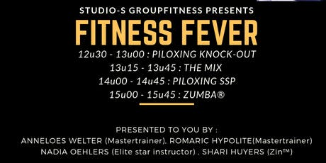 Fitness Fever tickets