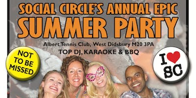 Social Circle Summer Party 2019 (YOU MUST BOOK DIRECT WITH SOCIAL CIRCLE)