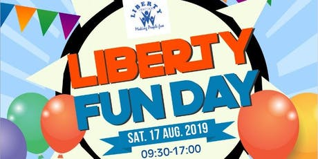 Liberty 5K Funwalk & Funday! tickets