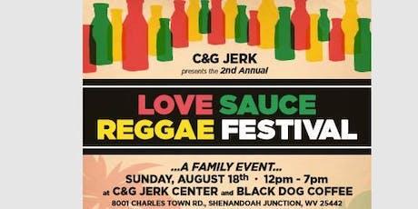 Love Sauce Reggae Festival tickets