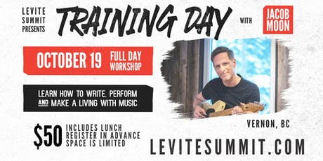 Training Day with Jacob Moon tickets