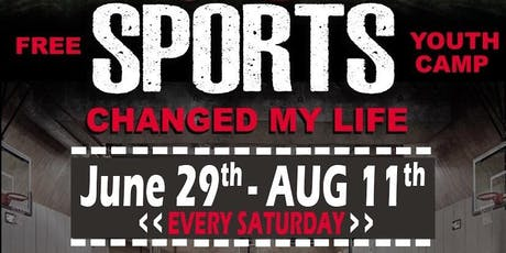 Sports Changed My Life Youth Camp- Lancaster tickets