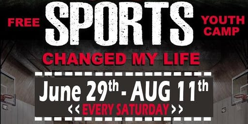 Sports Changed My Life Youth Camp- Lancaster