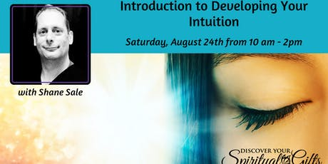 Introduction to Developing Your Intuition with Shane Sale tickets