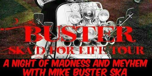 Madness and Meyhem Tribute Night