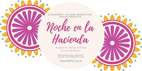 Noche en la Hacienda: A Fundraiser for Dia de los Muertos  tickets