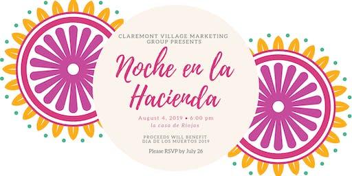 Noche en la Hacienda: A Fundraiser for Dia de los Muertos