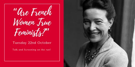 """Are French Women True Feminists?"" tickets"