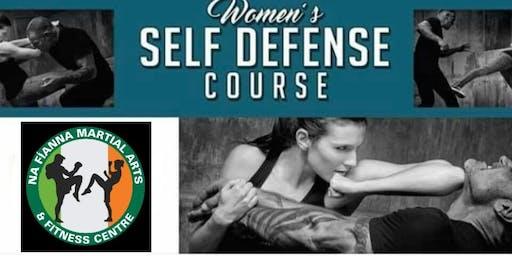 Ladies self defence workshop