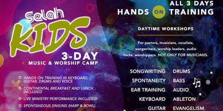 Selah Worship Conference tickets