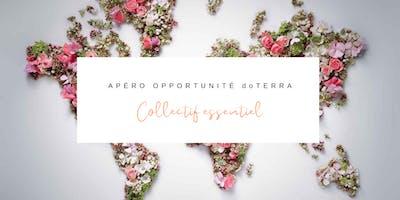 Apéro opportunité doTERRA @ Bruxelles