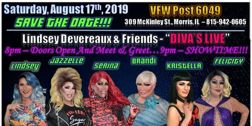 Divas Live  - Drag Show