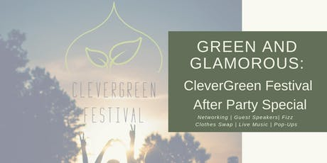 Green and Glamorous tickets