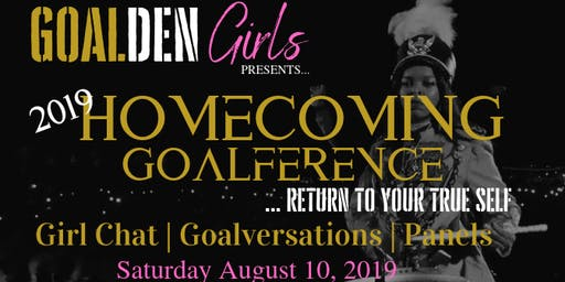 2019 Homecoming Goalfrence: Girl Chat and Goalversations
