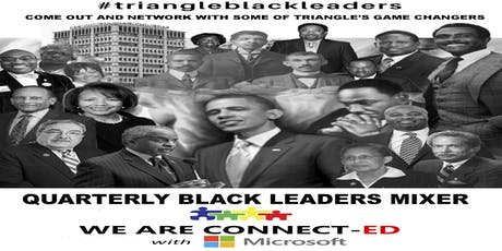 Quarterly Black Leaders Mixer tickets