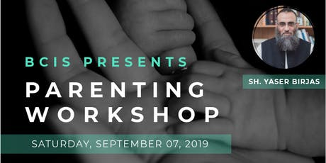Parenting Workshop with Sh. Yaser Birjas tickets