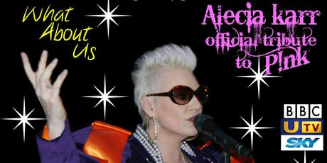 Alecia Karr official tribute to P!NK tickets