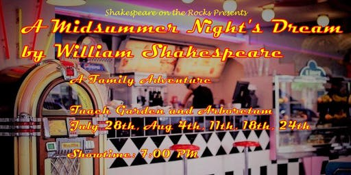 A Midsummer Night's Dream - A Family Interactive Adventure