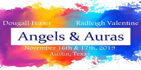 Angels & Auras tickets
