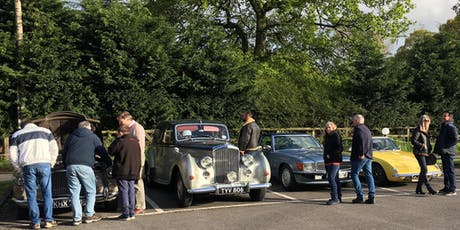 Classic Car & Curry Nights at Shampan Spinning Wheel on Weds 31st July tickets