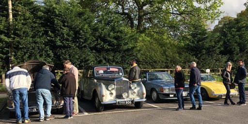 Classic Car & Curry Nights at Shampan Spinning Wheel on Weds 31st July