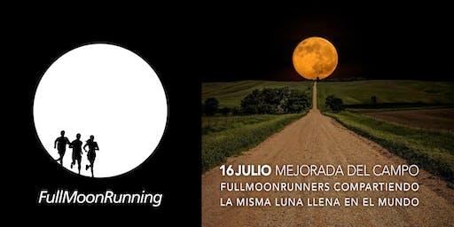 FullMoonRunning Mejorada del Campo / Madrid
