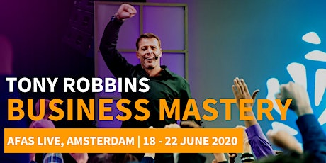 Tony Robbins Business Mastery 2020 tickets
