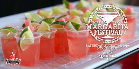 North Texas Margarita Festival tickets