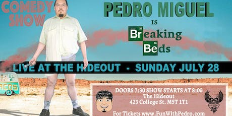 Breaking Beds - Stand-up Comedy tickets