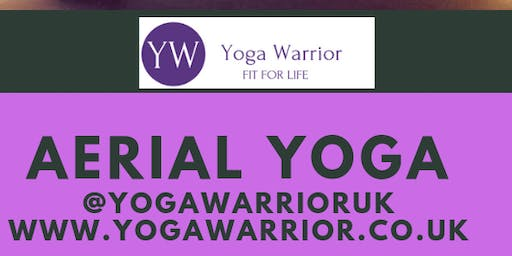 Yoga Warrior Bend It Like Beckham Aerial Yoga Workshop