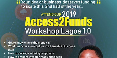 Access2Funds Workshop Lagos tickets