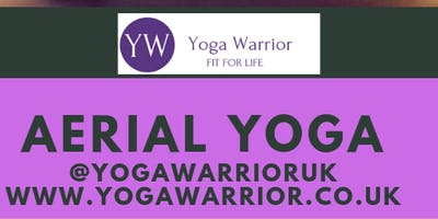 Yoga Warrior Inversion Aerial Yoga Workshop