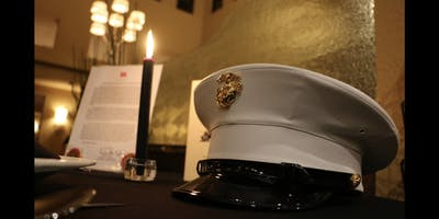 USMC Desert Veteran's Marine Corps 244 Birthday Ball