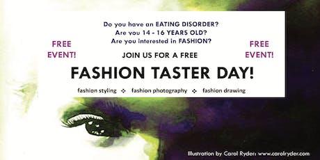 FASHION TASTER DAY tickets