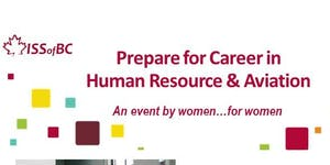 Prepare for Career in Human Resource & Aviation