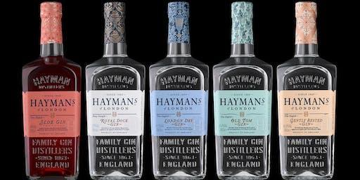 Heyman's Gin Tasting & Experience