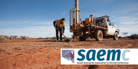 SAEMC 2019 - South Australian Exploration and Mining Conference tickets
