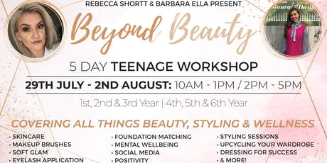 Beyond Beauty | Teenage Workshop tickets