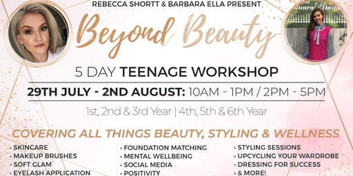 Beyond Beauty | Teenage Workshop